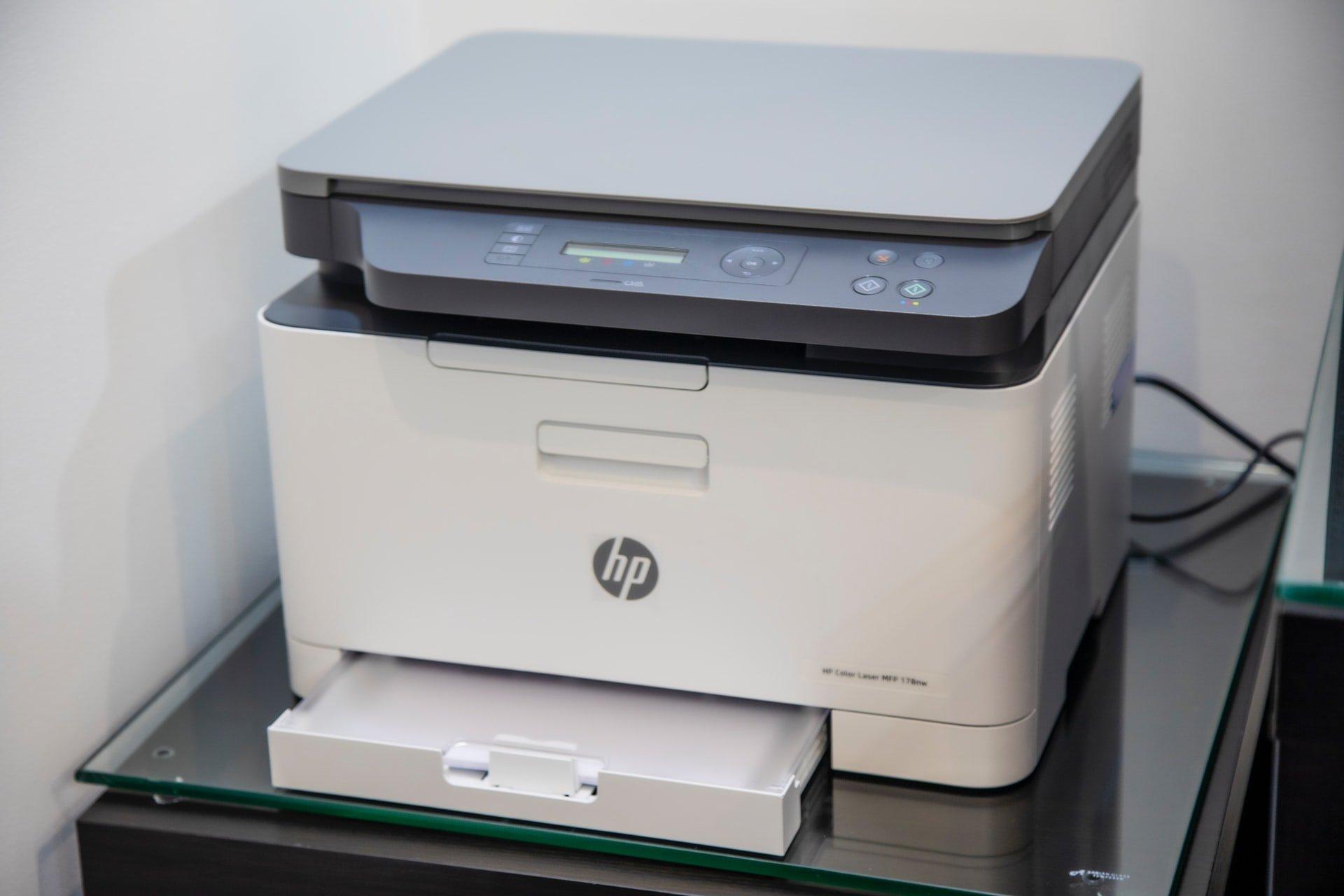 choisir une imprimante